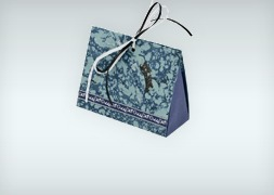 Boîte pyramide choco box