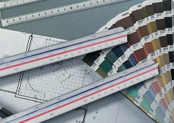 Reduction Scale Rulers