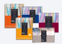 Papier Aquarelle 25% coton