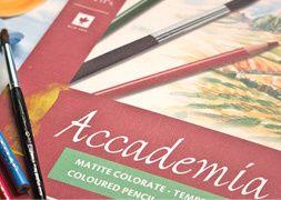 Papier Dessin - Accademia