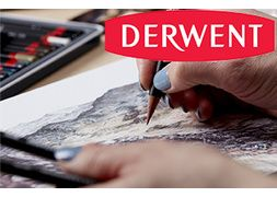 DERWENT Tinted Charcoal + Charcoal