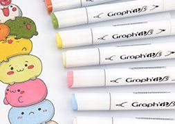 GRAPH'IT Brush Marker