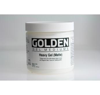 Heavy Gel (Matte) 473 ml