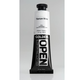 GOLDEN OPEN 60 ml - OPEN 60 ml Transparent Red Iron Oxide S3
