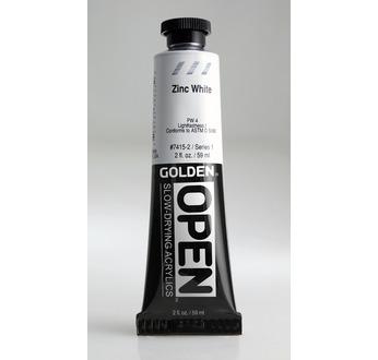 GOLDEN OPEN 60 ml - OPEN 60 ml Alizarin Crimson Hue S7