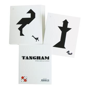 TANGRAM Lot de 28 fiches modèles