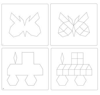 Mosaiques Lot De 24 Fiches Modeles Auto Correctives Jeux Collectifs Oz International Materiel Et Fournitures Pour Loisirs Creatifs