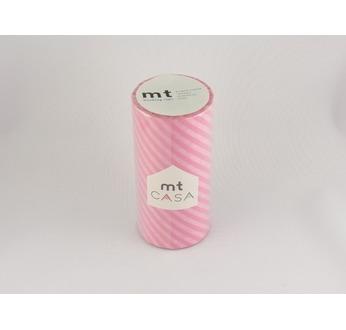 MT CASA RAYE stripe pink