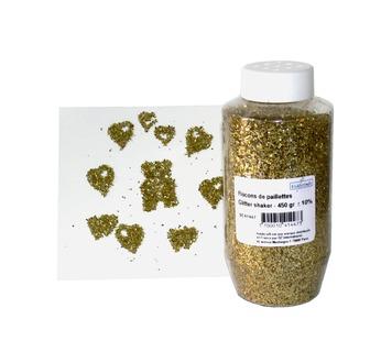 Flocons de paillettes - OR - Pot de 450g