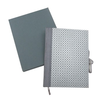 PAPERTREE SHIYOGAMI Guest book 20*26 100p Grey