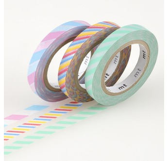 MT SLIM Set de 3 mt slim 6mm twist cord A
