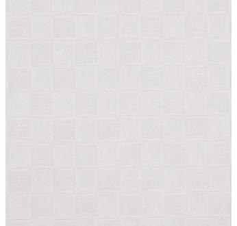 PAPERTREE DS 100g DAMIER gaufré.Gris perle/arg