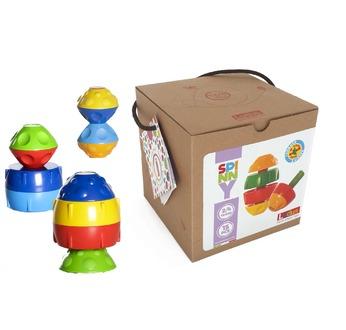 2015 Spinny retail box 15 pcs
