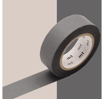 MT 1P Uni - gris matte
