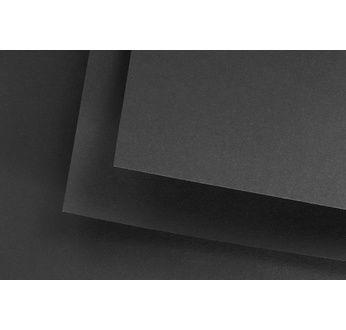 FABRIANO BLACK BLACK-Feuille 50x70-280gsm-papier ultranoir