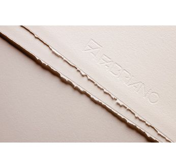 FABRIANO ROSASPINA-Feuille 50x70-220 gsm-blanc