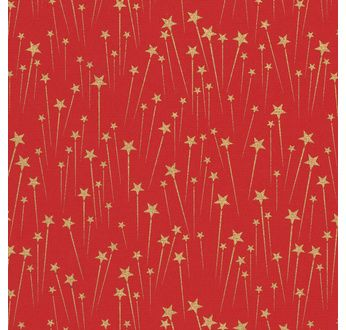 PAPERTREE 50*70 100g SUPERNOVA Rouge/Or