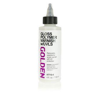 Vernis Polymer brillant 119 ml (à base d?eau)