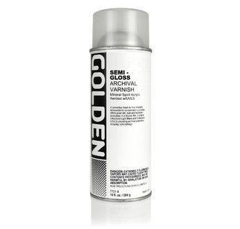 MSA Spray Varnish SemiGlos FR/DUT 10 oz aerosol can