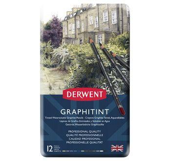 Derwent Graphitint tin of 12