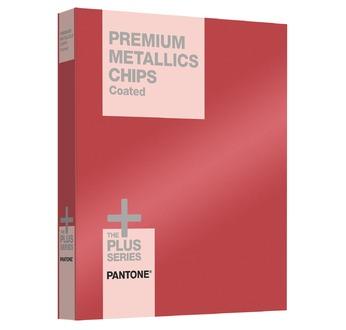 Premium Metallic Chips colours
