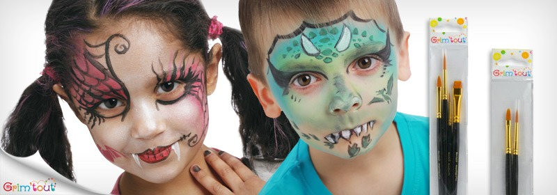 Face painting accessories