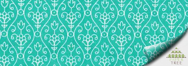 Bleu-vert