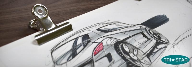 Pinces à dessin