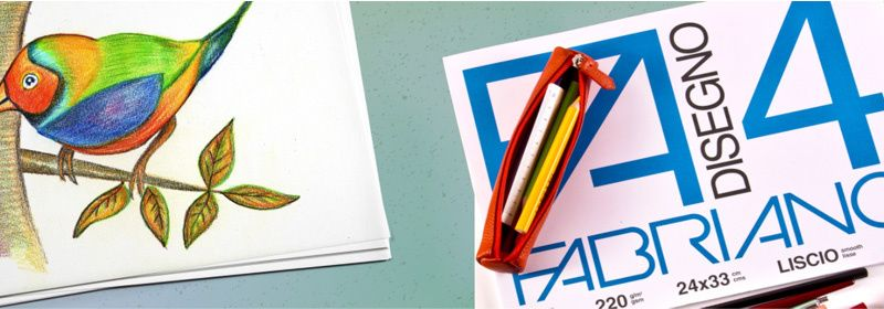 Drawing paper - Fabriano 4