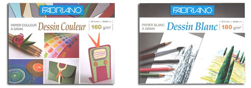Drawing paper - Packs