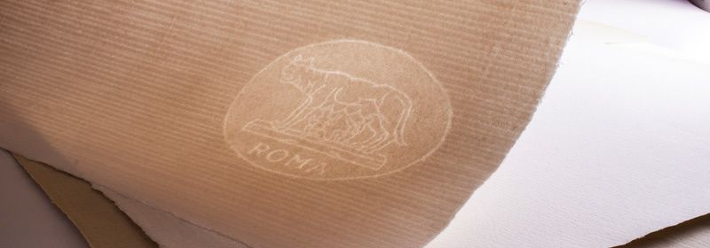 Papier Impression d'Art - Roma